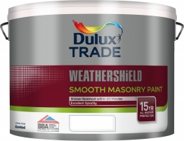 Dulux Trade Weathershield Smooth Tinted Colour 5l