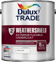 Dulux Paint Colour Dimensions Exterior Undercoat Weathershield Medium 2.5l