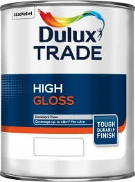 Dulux Trade Gloss Tinted Colour 1l