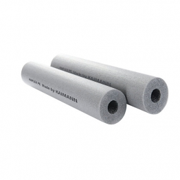 Nitrile Pipe Insulation 28mm X 13mm Section 2m Length Slit Class 0
