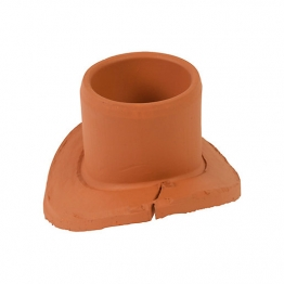 Hepworth Supersleve Housedrain Small Square Saddle 100mm