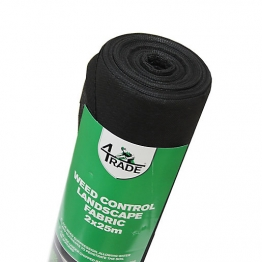 4 Trade Weed Control Landscape Fabric 2m X 25m