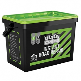 Ultracrete Ir2b Bba/hapas Cold Lay Asphalt Conc 6mm Instnt Rd Repair 25kg