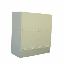 Mitras Mk1 Surface Mounted Gas Cover + Door 450x506x227mm