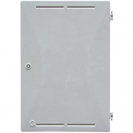 Mitras Recessed Gas Box Spare Door White 383mm X 550mm