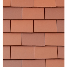 Redland Rosemary Plain Clay Roofing Tiles Red (650180)