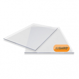 Axgard Clear 2mm Uv Protect 1000mm X 2000mm