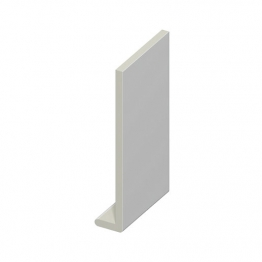 Eurocell Roofline Profile Upvc Capping Board White 9mm X 175mm X 5m