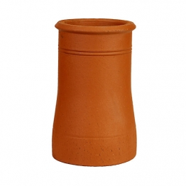 Hepworth Chimney Pot Cannon Head Red 450mm