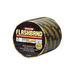 Evo-stik Flashband Grey 100mm X 10m