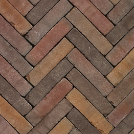Baksteen Dutch Clay Pavers Honeycomb