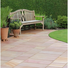 Natural Paving Premiastone Maple Project Pack