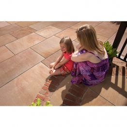 Marshalls Fairstone Flamed 4 Size Project Pack Autumn Bronze