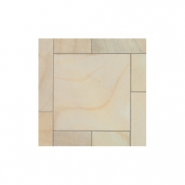 Marshalls Fairstone Sawn Autumn Bronze Multi 845 X 560 X 22mm