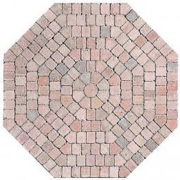 Marshalls Drivesett Tegula Octant Pack 2460mm Diameter Traditional - Pack Of 225