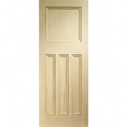 35mm Internal Vertical Pine Vine Dx Door. Imperial 6'6