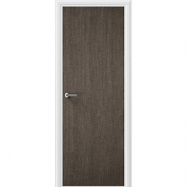 Charcoal Grey Vertical Internal Door
