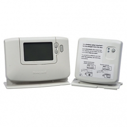 Honeywell Cmt921 24 Hour Wireless Programmable Thermostat With Display