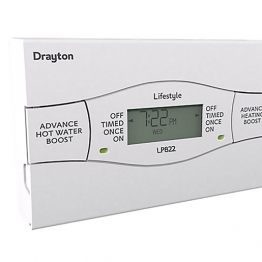 Drayton Pbbe58 Mid Position Control Pack