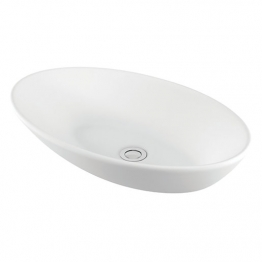 Iflo Countertop Basin Oval 345mm X 390mm