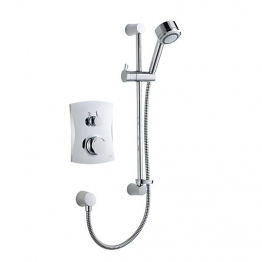 Mira Discovery Dual Built In Variable Chrome 1.1609.002 Valve And Kit
