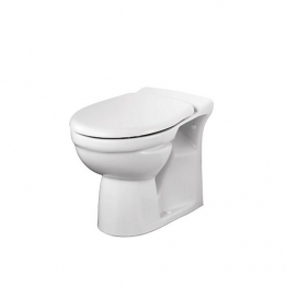 Ideal Standard E757301 Alto Halo Back To Wall Pan Only