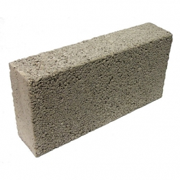 Solid Medium Density Concrete Block 3.6n 100mm