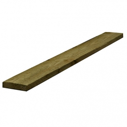 Sawn Softwood Carcassing Treated Green 22mm X 100mm