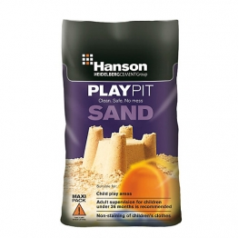 Hanson Play Pit Sand Maxipack