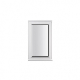 Stormsure Softwood Plain Casement 24mm Fully Glazed Window 625 X 1195mm Lew112cas