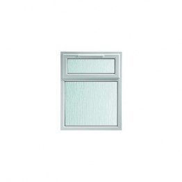 Upvc Window Shield6 White Stp 1190mm X 1040mm