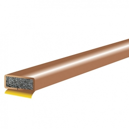 Intumescent Fire Seal Brown 10x4x2100mm Fd152