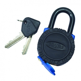 Squire Atl4 Padlock 40mm All Terrain Brass 40mm