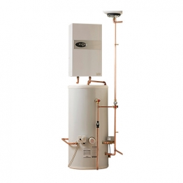 Electric Heating Company Eclipse Cpsiecl9/150 Electric Boiler Complete With Indirect Cylinder 9kw 150l