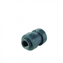 Plasson 1061 Pvc Non Return Valve Fi 25mm