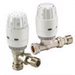 Danfoss Ras-c2 Angled Trv 15mm