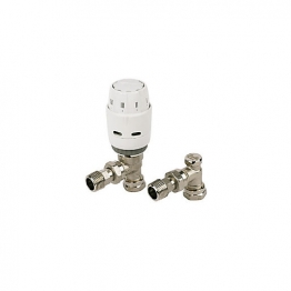 Danfoss Ras-c2 Angled Trv & Lockshield 8/10mm