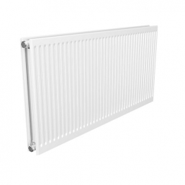 Quinn Round Top Double Panel Plus Radiator 500mm X 700mm