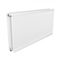 Quinn Round Top Double Convector Radiator 600mm X 500mm