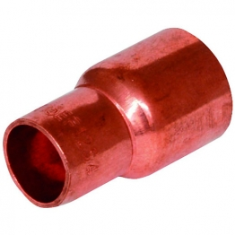 Fitting Reducer End Feed 22mm X 15mm