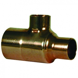End Feed One End Branch Reducer 28mm X 22mm X 22mm
