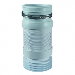 Mcalpine Wc-f21r Connector For Wall Pans 110mm