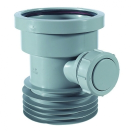 Mcalpine Drain Connector Blank Cap