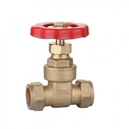 Light Pattern Gate Valve 22mm