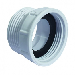 Mcalpine 1 1/2in Euro To Uk Waste Adaptor T12a-f