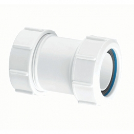 Mcalpine Multifit Fit29 Straight Connector 38mm