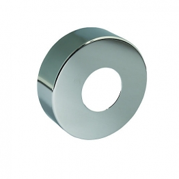 Mcalpine Cp35 Chrome Wall Flange 35mm