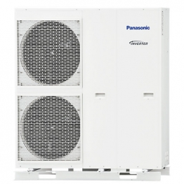 Panasonic Whmdf12c6e5 Aquarea Heat/cool Monobloc Single Phase 12kw