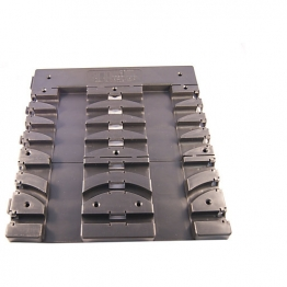 Warm-board Light 18mm Floor Panel For 12mm Pipe