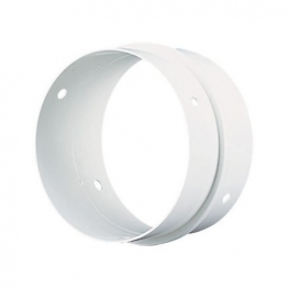 Manrose Round Pipe Connector 100mm